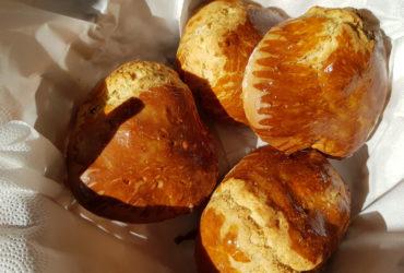 Receita fácil de Pão de Leite
