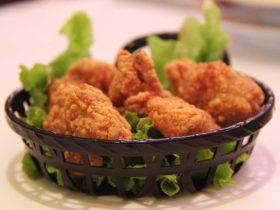 receita facil de frango frito
